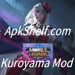 ML Kuroyama Apk Download For Android [Kuroyama Mod]